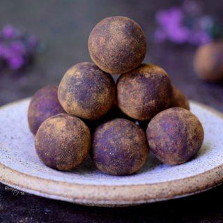 Energiekugeln in 5 Minuten | bliss balls vegan + glutenfrei