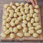 Wie macht man selbstgemachte glutenfreie Gnocchi 150x150