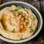 Das beste Hummus Rezept selber machen ölfrei
