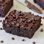 Die besten veganen Zucchini Brownies gesund und glutenfrei