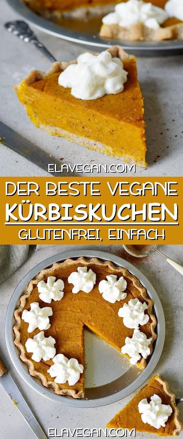 der beste vegane kürbiskuchen glutenfrei
