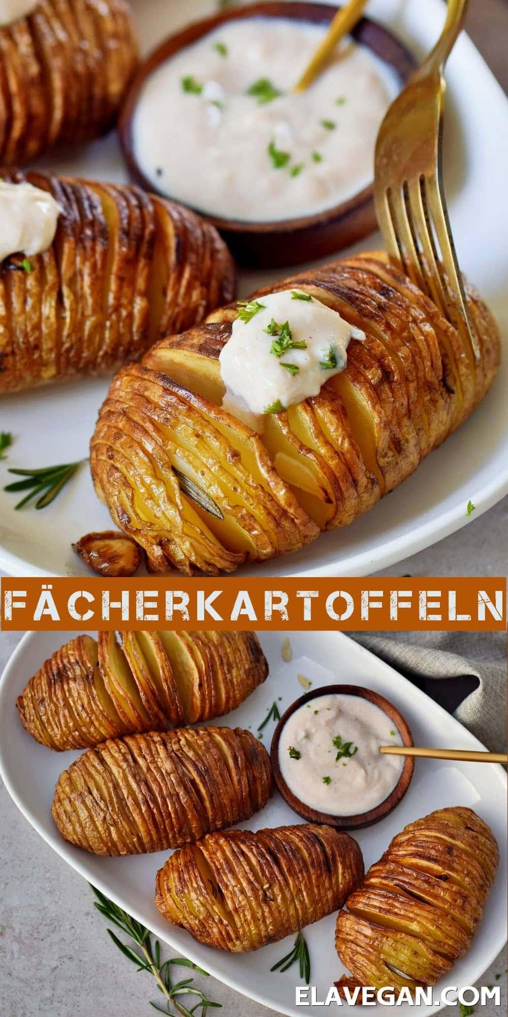 Pinterest Collage die besten Fächekartoffeln