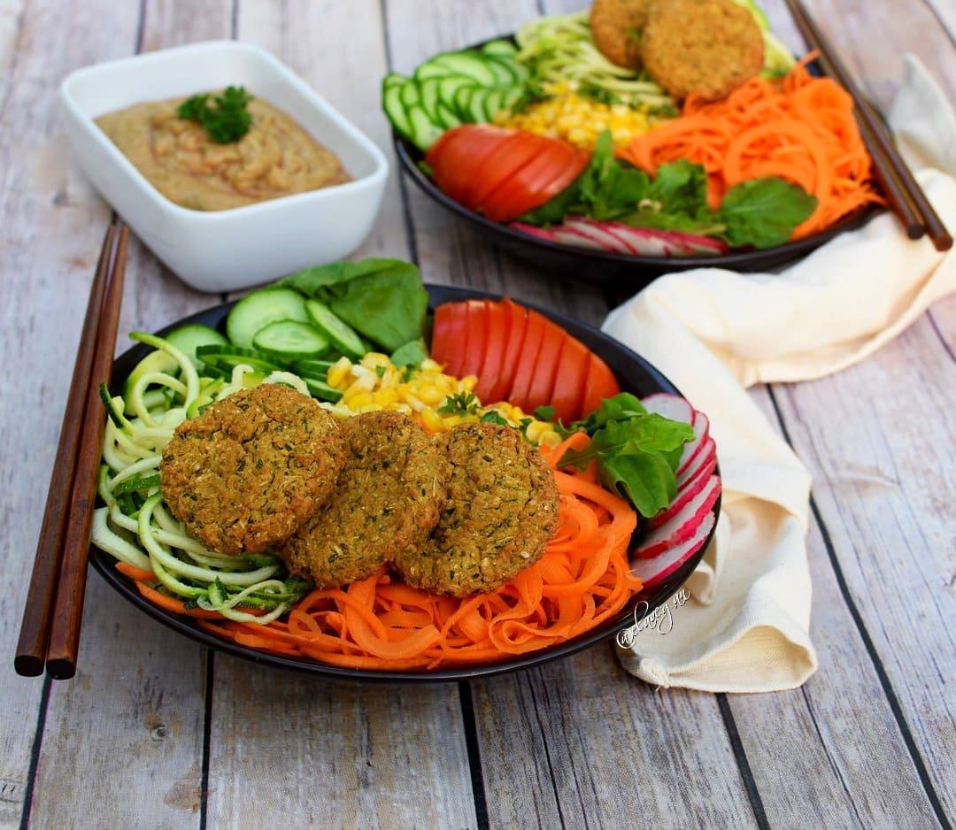 Gluten free vegan cauliflower patties recipe - plant-based burger patties