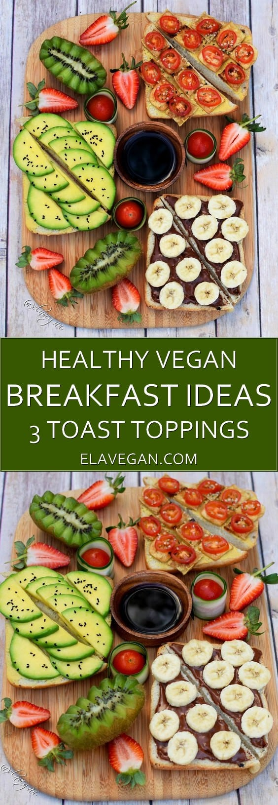 healthy vegan breakfast ideas with vegan nutella pinterest