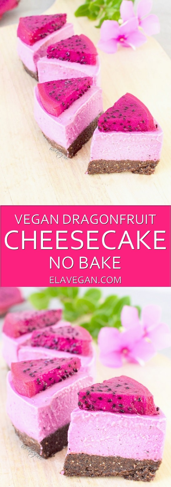 raw vegan cheesecake recipe which is gluten free, refined sugar free and plantbased