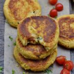 gluten-free cauliflower patties recipe