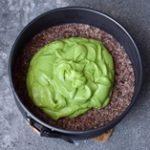 fruity cheesecake avocado layer