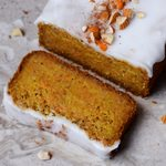 vegan gluten free carrot cake moist recipe
