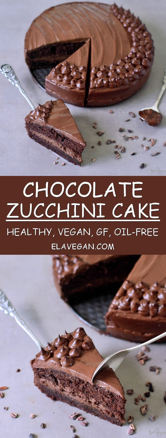 Zuchini Cake No Frosting Recipe