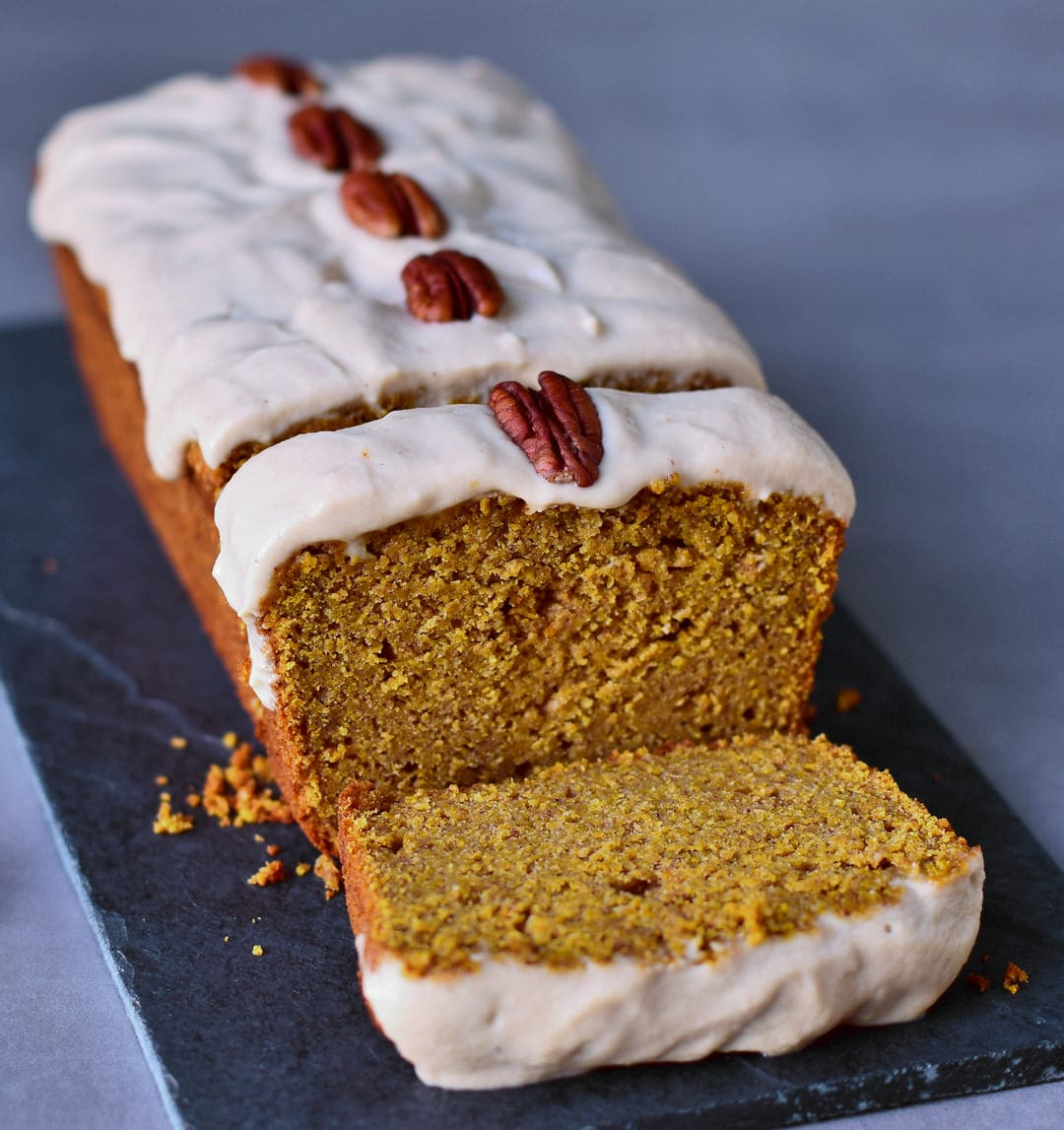 Vegan Pumpkin Cake Recipe
