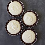 4 vegan cheesecake tarts