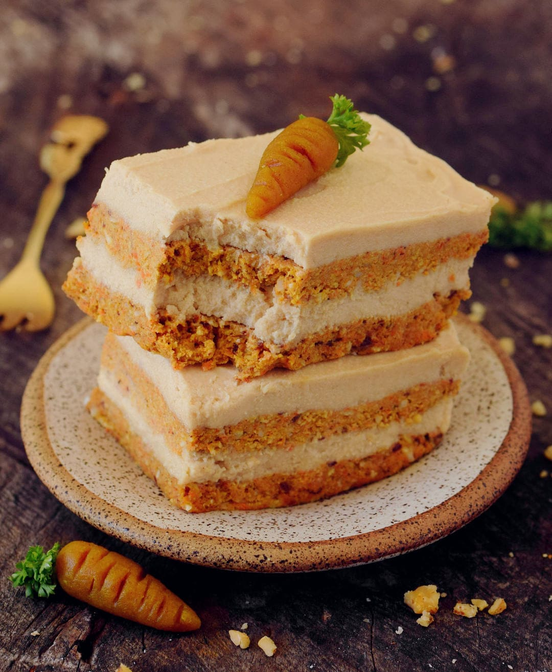 How To Make Fat Free Carrot Cake