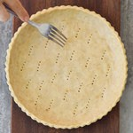 gluten-free pie crust for vegan quiche