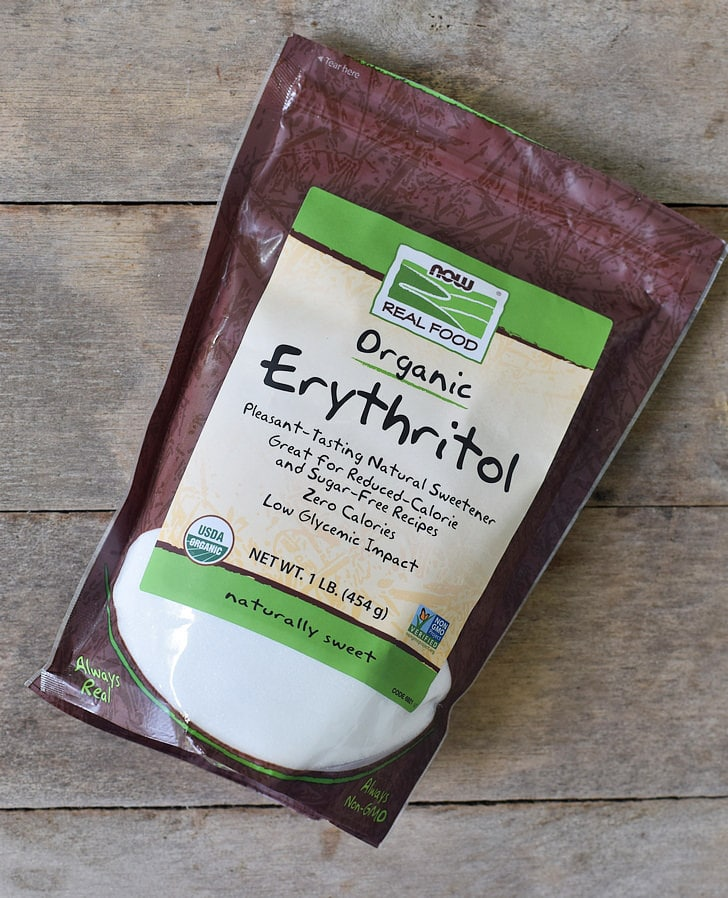 NOW Organic Erythritol