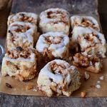 healthier vegan apple cinnamon rolls gluten-free recipe