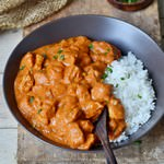 gluten-free Instant Pot Vegan Butter Chicken (Tikka Masala) recipe