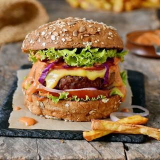 Plant-based Awesome Burger